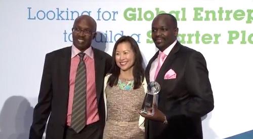IBM Global Final New-York 2013