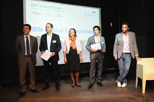 Mirakl lauréat de IBM SMartCamp 2013 à Nantes